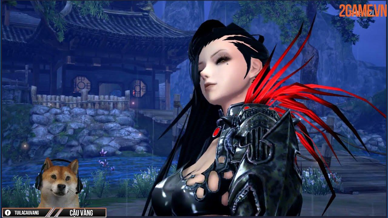 Chạm tay vào bom tấn Blade & Soul: Revolution Mobile – Cảm giác chơi y như bản PC ấy!