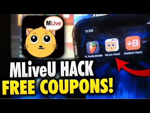 MLiveU Hack 2020 ✅ MLive MOD FREE Coupons & Unlock Rooms (WATCH THIS NOW!)