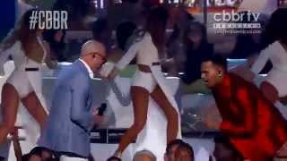 Pitbull Feat. Chris Brown - Fun (BBMAs 2015)