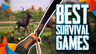 Top 10 Best Survival PC Video Games (as of 2018)