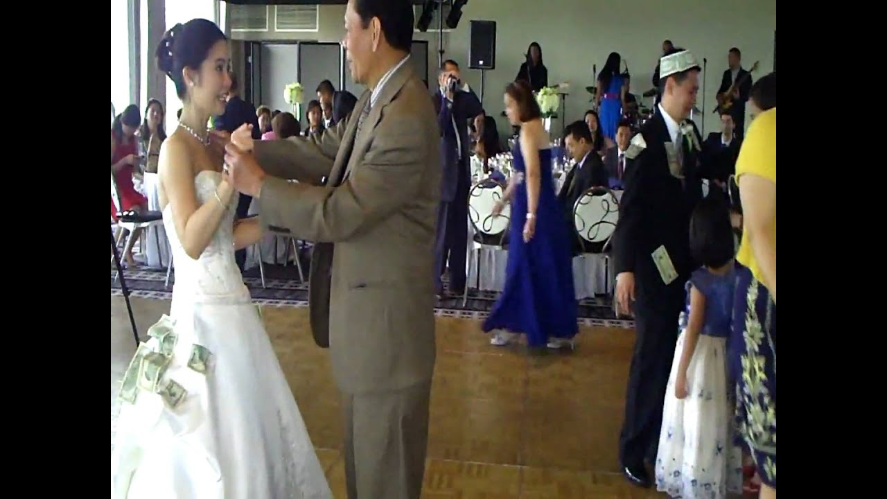 money dance dennis amp mariver wedding youtube
