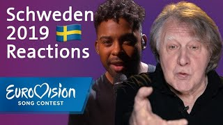 "John Lundvik - ""Too Late For Love"" - Schweden 
