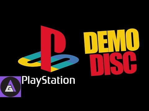 PlayStation Demo Disc from 2000 - What Gems Are On It??