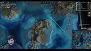 Trying Out Another New Map! - Supreme Commander: Forged Alliance
