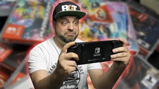 The 10 Nintendo Switch Games I CAN'T Live Without!