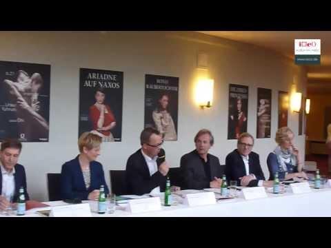 Deutsche Oper am Rhein Spielzeit 2014 / 2015, Pressekonferenz