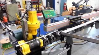 Орбитальная резка труб(Есть несколько моделей подобных станков, максимальный диаметр обработки 200 мм , толщина стенки 8 мм, скорост..., 2014-09-14T20:46:33.000Z)