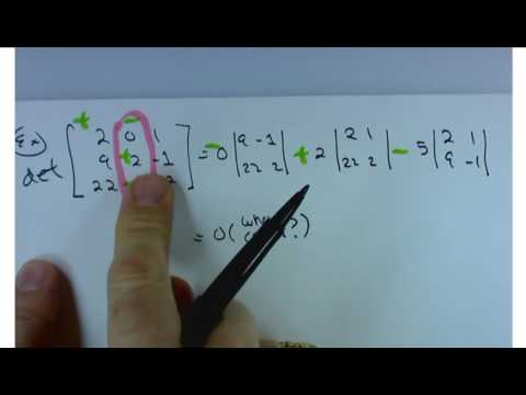 Mat 1540 Section 10.6 Cramer's Rule