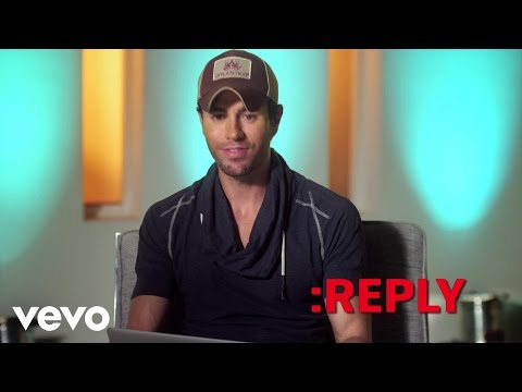 Enrique Iglesias - ASK:REPLY