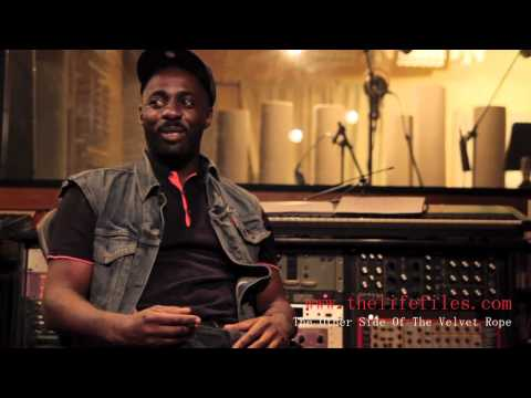 In The Studio With Idris Elba Pt. 1: Working With Jay-Z On American Gangster