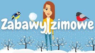 EduKredka – BEZPIECZNE ZABAWY / FERIE ZIMOWE  / Film edukacyjny #DLADZIECI #4