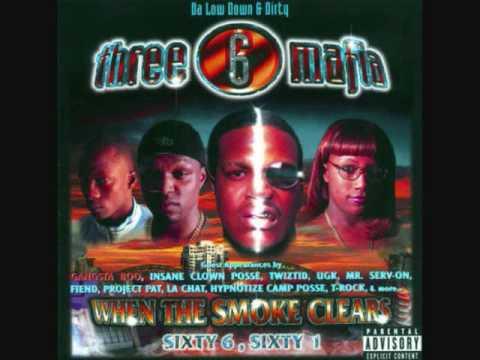 Three 6 Mafia - From Da Back (Great Sound Quality!)