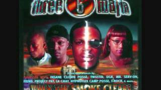 Three 6 Mafia - From Da Back (Great Sound Quality!)
