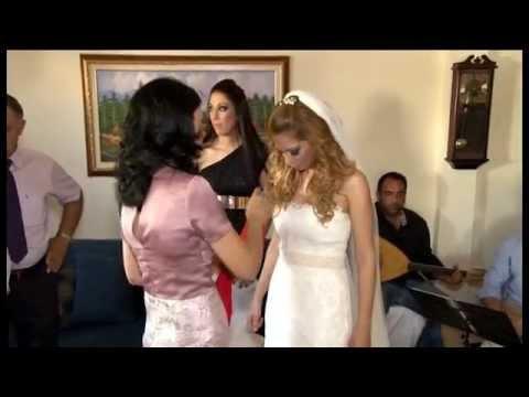 50c5ac9ebff7 Παραδοσιακό ντύσιμο γαμπρού και νύφης - YouTube
