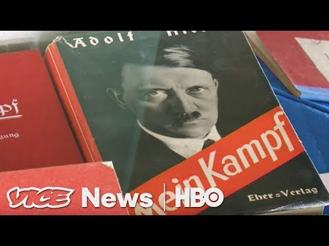 """Mein Kampf"" Is Back: VICE News Tonight on HBO (Full Segment)"