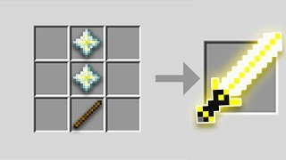 OP WEAPONS IN MINECRAFT POCKET EDITION