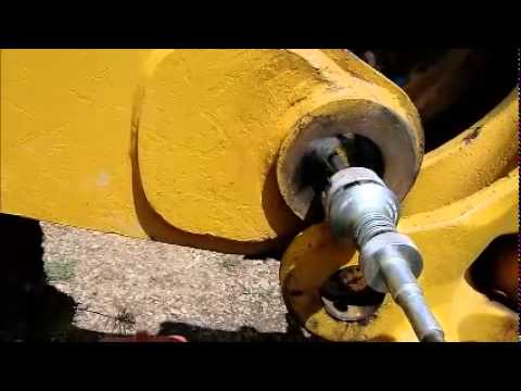 Replace Bushings John Deere 310d Youtube