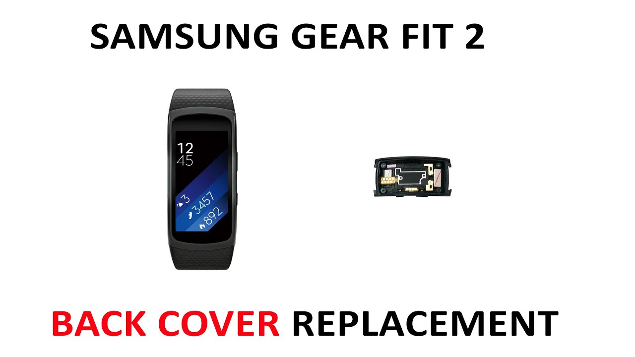 cover samsung gear fit