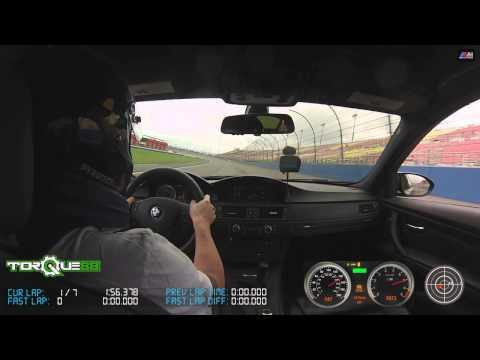 May 23 2015 - Autoclub Speedway Roval Bimmer Challenge B3 (e90 M3)