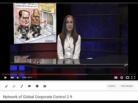 Network of Global Corporate Control 10 18 16