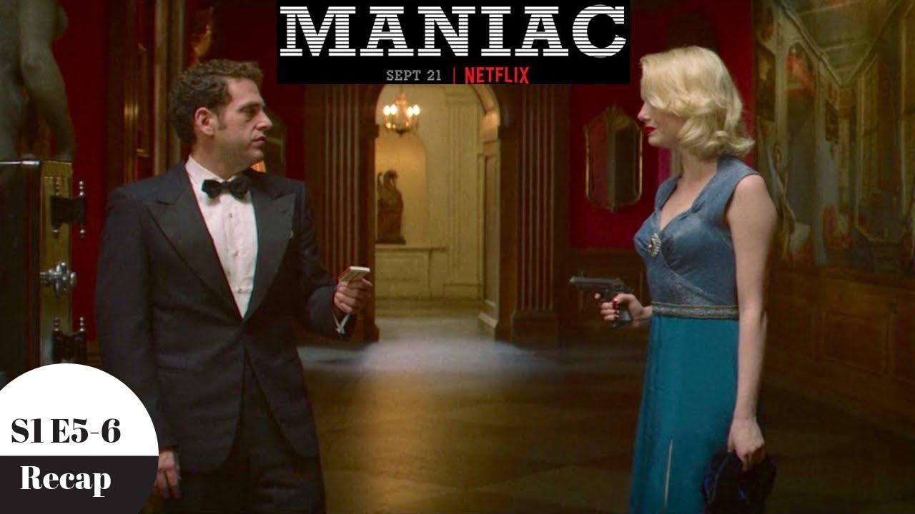 Download Maniac - Season 1 Episode 5 & 6 Recap - Spoilers
