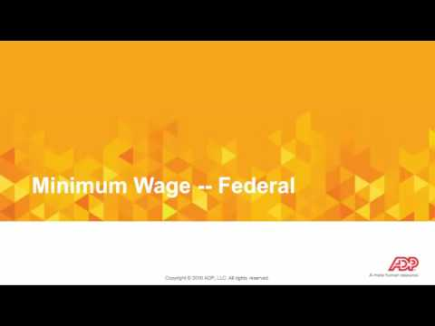 Minimum Wage Increase Round-up