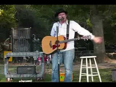 Marin Local Music:  Jerry Hannan at Marinwood in the Park
