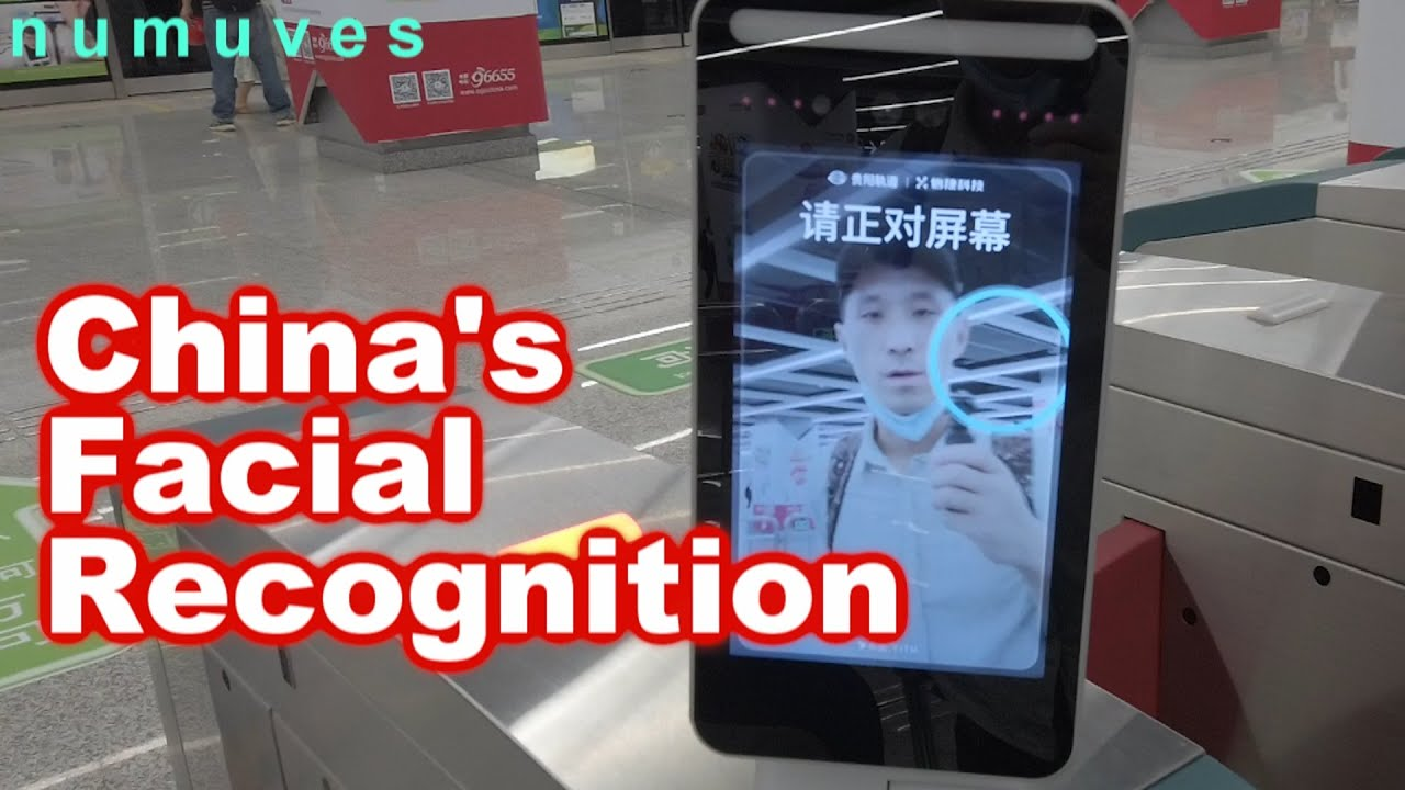 Is China's Facial Recognition EVIL? Travel VLOG Guiyang to Mi'le