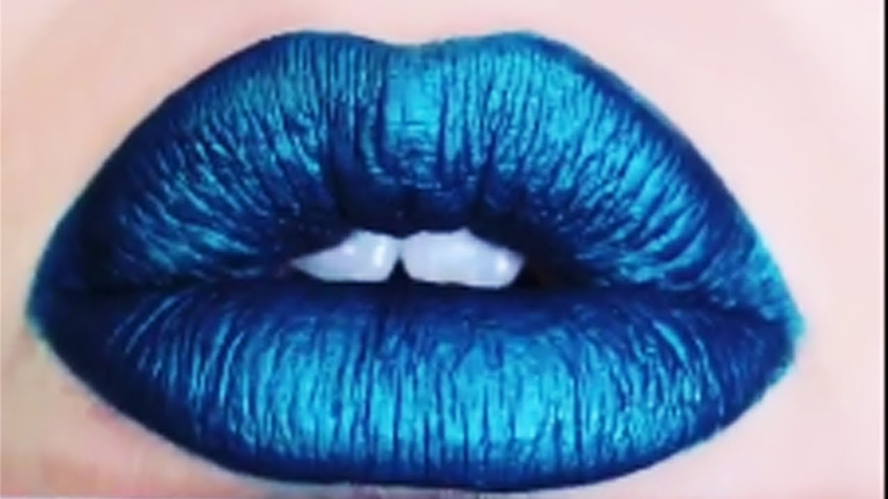 Lipstick Tutorials 2019 ???? New Amazing Lip Art Ideas #58