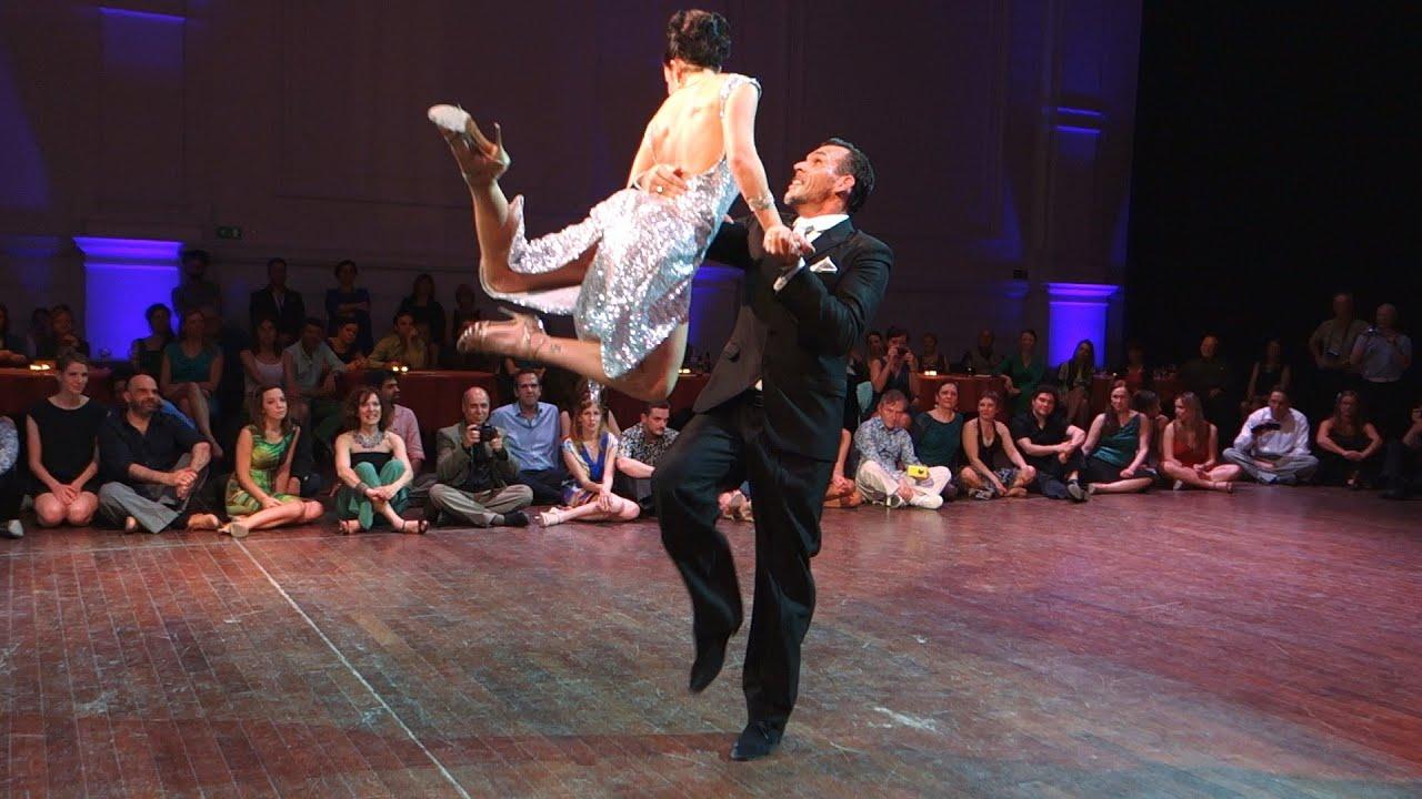 Tango: Anibal Lautaro y Valeria Maside, 29/04/2016, Brussels Tango Festival #3/3 - YouTube