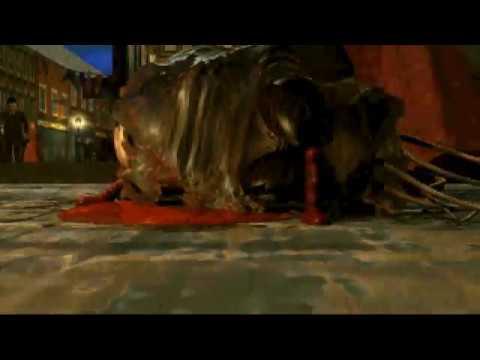 Jeff Wayne's War of the Worlds PC game Martian Defeat