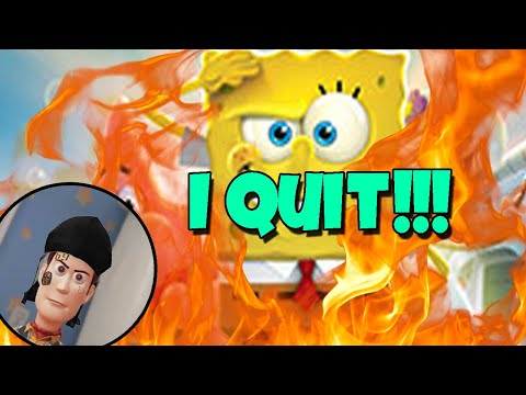 I CAN'T BELIEVE I RAGED QUIT A CHILDREN'S GAME | Stream Highlights
