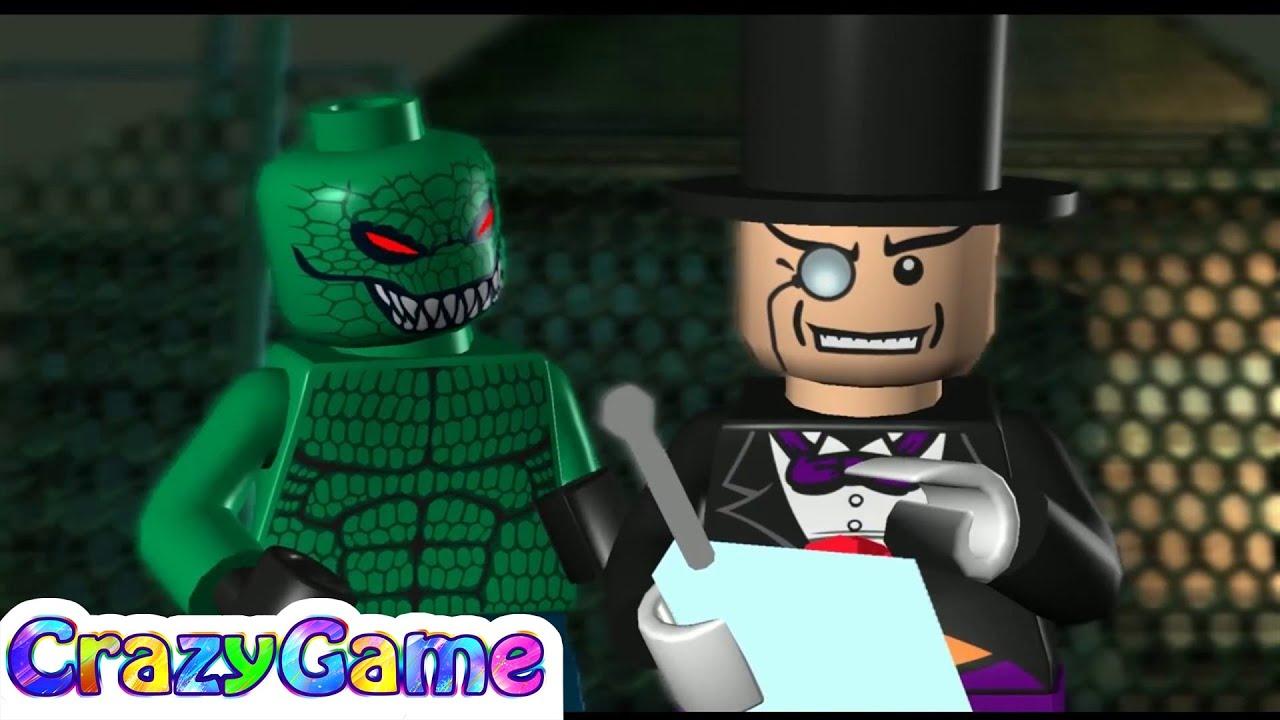 #LEGO #Batman The Videogame Episode 7 - Batman, Robin vs ...