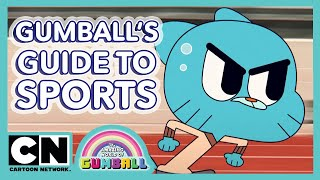 The Amazing World of Gumball | Guide to Sports | Cartoon Network UK