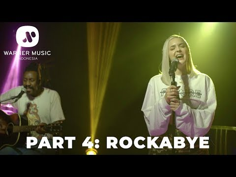 INTIMATE PERFORMANCE - ANNE-MARIE PART 4: ROCKABYE
