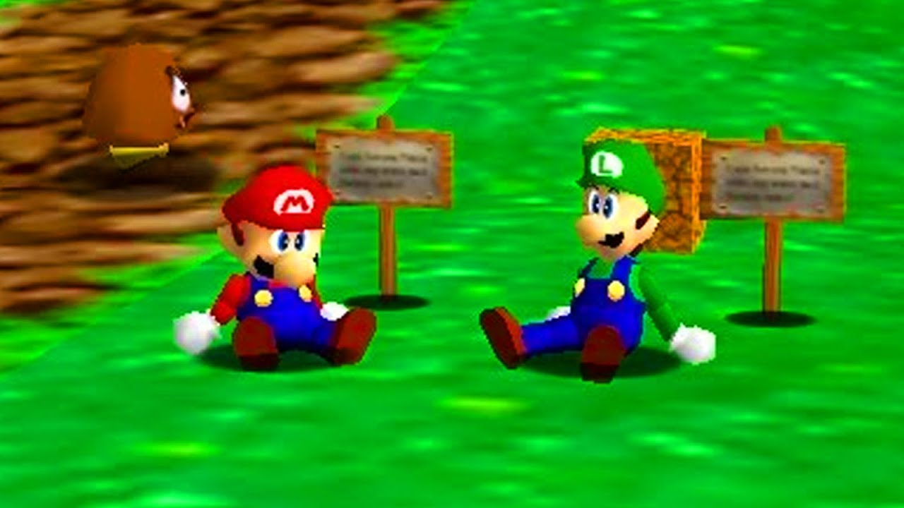 Mario 64 Co Op Youtube