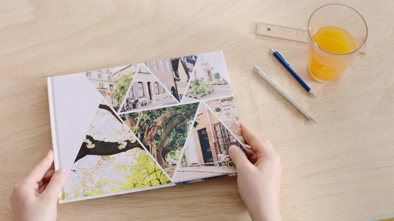 Cewe Fotobuch Mit Vielen Bildern Gestalten