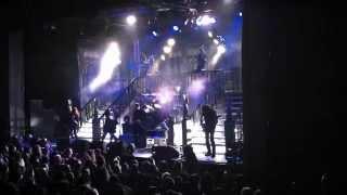 King Diamond - Omens (Live in Denver 10/29/15)