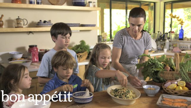 Cooking With Suzanne Goin - Little Chefs Big Meals