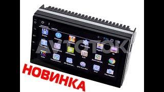 Универсальная магнитола планшет 2DIN Android 6.0 178x100 4S1A