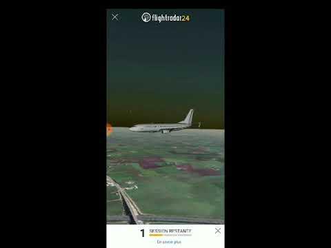 تتبع رحلات الطيران