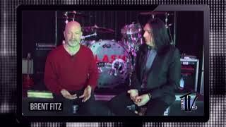 Brent Fitz on Drum Talk TV