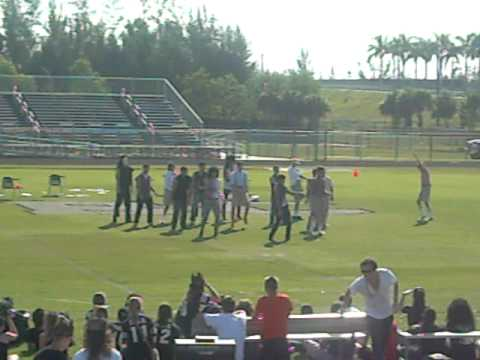 Palm Beach Central 2009-2010 Senior Powderpuff