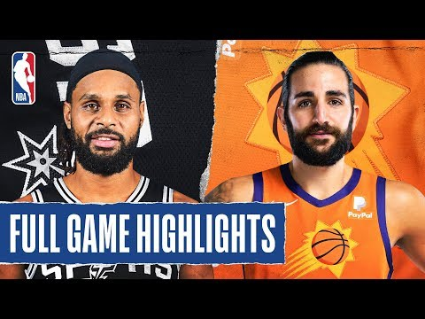 SPURSWATCH - Watch highlights of Spurs win over the Suns