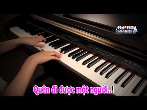 Để Em Rời Xa Piano Karaoke