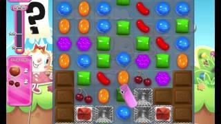 Candy Crush Saga Level 729 walkthrough (no boosters)