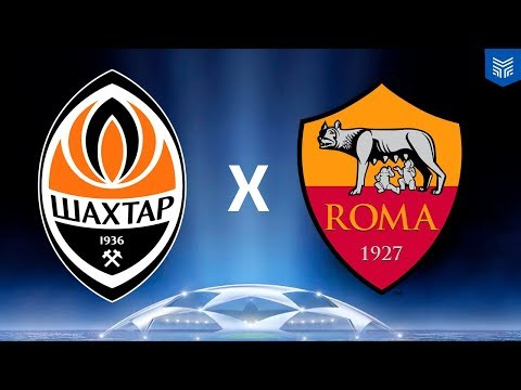 SHAKHTAR X ROMA - CHAMPIONS LEAGUE (FIFA 18 GAMEPLAY)