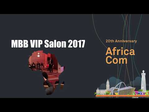 Huawei 2nd Africa MBB VIP Salon-MBB Reshapes Africa