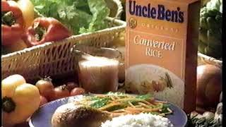 Uncle Ben's - Converted Rice Commercial (1996)