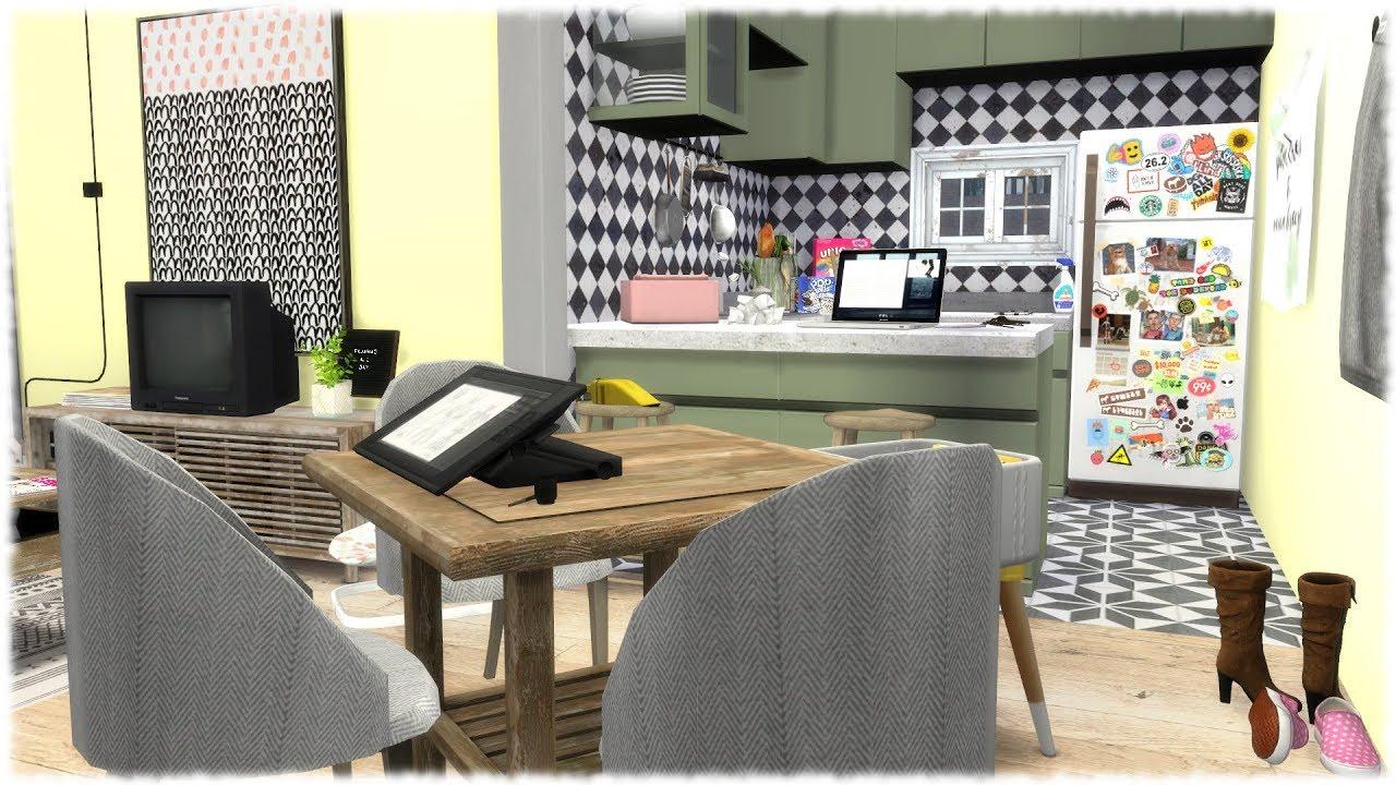 The sims 4 speed build teen mom house cc links
